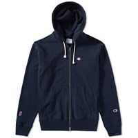 Champion X Beams Zip Hoody Blue