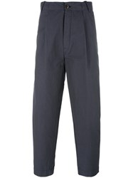 Societe Anonyme Japboy Trousers Grey