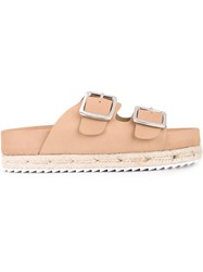Senso Karissa Sandals Women Kid Leather Pig Leather Rubber 35 Brown