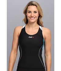 Louis Garneau Women Comp Tank Atomic Blue Women's Sleeveless
