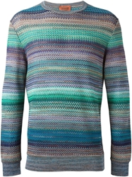 Missoni Zig Zag Crochet Sweater