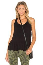 Current Elliott The Ballet Tank Black