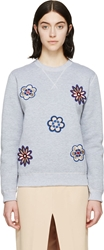 Ostwald Helgason Heater Flower Patch Sweatshirt