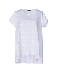 Brian Dales Blouses White
