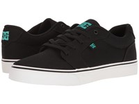 Dc Anvil Tx Black Turquoise Men's Skate Shoes