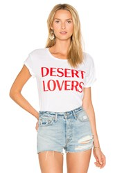 Private Party Desert Lovers Tee White