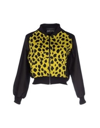 Mary Jane Jackets Yellow