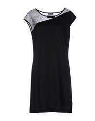 Blauer Short Dresses Black