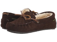 Old Friend Mo Chocolate Brown Women's Slippers