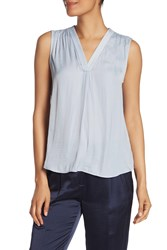 Vince Camuto Sleeveless Rumple Blouse Regular And Petite Northern L