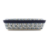Bunzlau Castle Rectangular Oven Dish Summer Wind Small