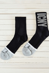 Icny Basic Quarter Ankle Sock Black