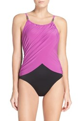 Magicsuitr Women's Magicsuit Lisa Underwire One Piece Swimsuit