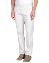 Seventy Casual Pants Light Grey