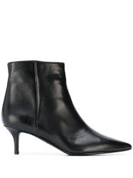 Marc Ellis Heeled Ankle Boots Black