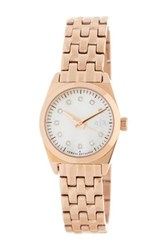 Armani Exchange Women's Quartz Bracelet Watch Metallic