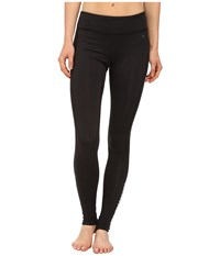 Mountain Hardwear Mighty Activa Stripe Tight Black Women's Casual Pants