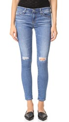 Ag Jeans The Legging Ankle 17 Years Roving Wind