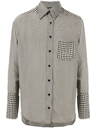 Yang Li Checked Shirt 60