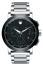 Movado Men's 'Museum Sport' Chronograph Bracelet Watch 44Mm Regular Retail Price 1 295.00