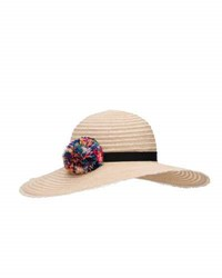 Eugenia Kim Honey Floppy Sun Hat Neutral