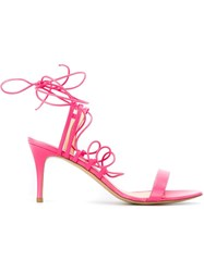 Bionda Castana 'Letizia' Sandals Pink And Purple
