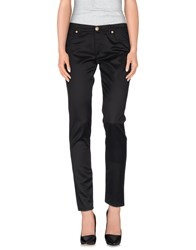 Versace Collection Trousers Casual Trousers Women Black