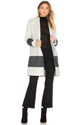 Rag And Bone Elgin Blanket Coat White