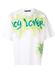 Mr And Mrs Italy Oversized T Shirt 60
