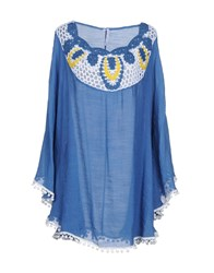 Care Of You Kaftans Blue