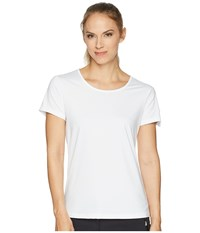 Jamie Sadock Short Sleeve Top Sugar White 2 Clothing