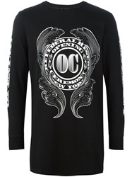 Opening Ceremony Long Sleeve T Shirt Black
