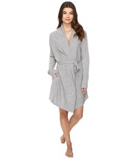 Ugg Cheyenne Cashmere Robe Grey Heather Women's Robe Gray