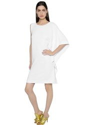 Gianluca Capannolo One Sleeve Techno Cady Dress