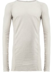 Masnada Fitted Top Men Cotton Polyester 50 Nude Neutrals