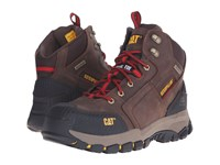 Caterpillar Navigator Mid Wp St Clay Men's Work Boots Tan