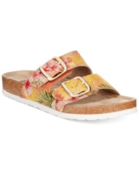 White Mountain Helga Footbed Sandals Women's Shoes
