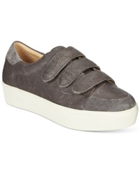 Nine West Hidriate Platform Sneakers Women's Shoes Grey