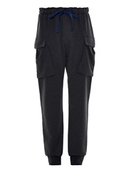 Y 3 Cargo Pocket Relaxed Leg Trousers
