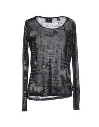 Maison Scotch Topwear T Shirts Women Black