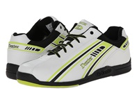 Dexter Keith White Black Lime Men's Bowling Shoes