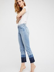 3X1 Shelter Straight Leg Crop By