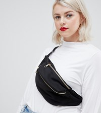 Asos Design Curve Bum Bag Black