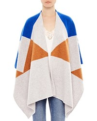 Sandro Nyla Wool Wrap Multi