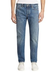 Vince Selvedge Straight Fit Mcguiness Jeans Mcguinness