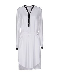 Filippa K Dresses Knee Length Dresses Women White