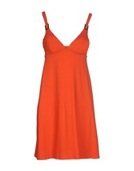 Parah Dresses Short Dresses Women Rust