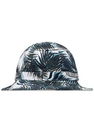 Saturdays Surf Nyc Charles Palm Reversible Bucket Hat
