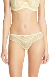 Women's Passionata 'Adorable' Tulle Thong