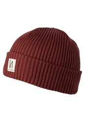 Nudie Jeans Nilsson Hat Falun Red
